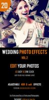 20 Wedding Photo Effects Vol.2 by hazrat1