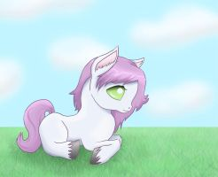 Cute, plain and simple by candymoxie