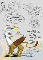 Reference Sheet: Aldrin by stupidyou3