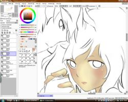 WIP couple by Mieri-chan