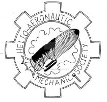 Steampunk Mechanic Logo by sewingbikergirl