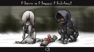 Left 4 Presents by 13blackdragons