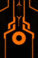 TRON Orange by StArL0rd84