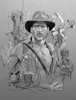 Indiana Jones - Temple of Doom by GabeFarber