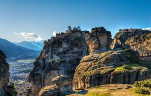 Meteora - Varlaam I by roman-gp