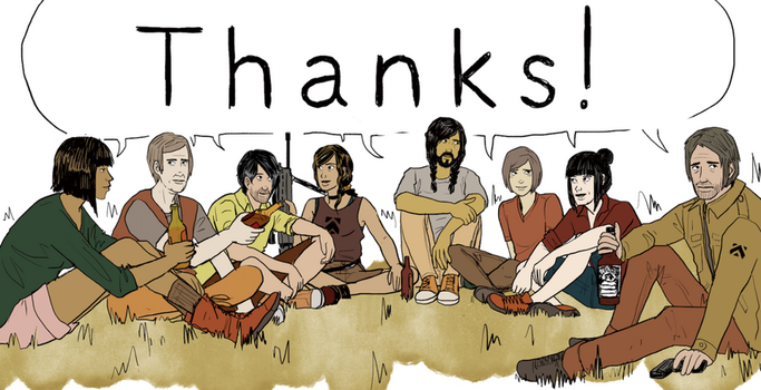 ARRO: Thank You by fend