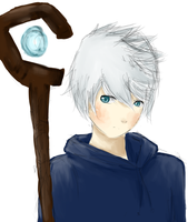 Jack Frost by FrostyFerns