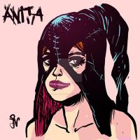 Anita by MIRRORMASTER