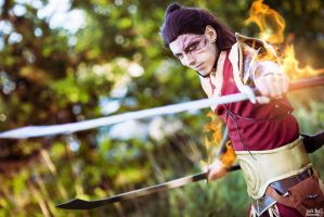 Zuko: Fire Lord. by zacloudseth
