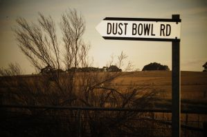Dust Bowl Road by Buggie1112