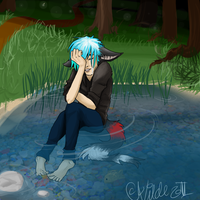 Crying a lake for you by slosskamp