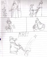 Edward cullen vs. King Dedede by The-Max765