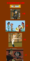 10 Reasons Why I Love Total Drama All Stars by TDThomasFan725