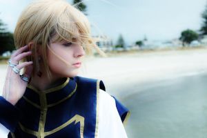 Kurapika 4 by Personified-Insanity