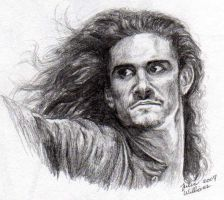Will Turner by TalentedTiger