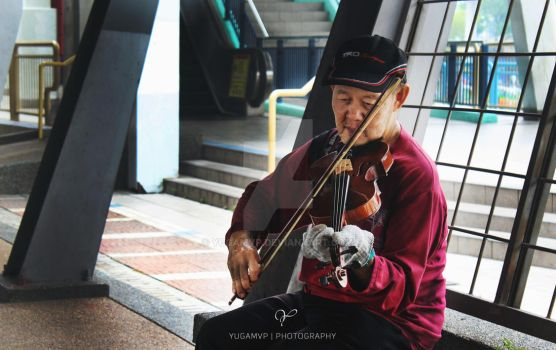 The Pavement Melody by yugamvp