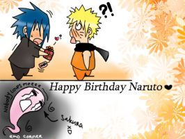 Happy Birthday NarutoV2 -2008- by SasuNaru033