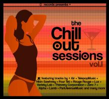 the chill out sessions v.1 by ivan-bliznak