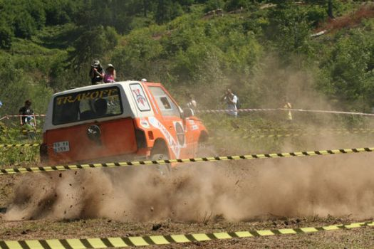 Gezenbilir Offroad Competition by maharshi