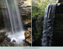 Water Falls- STOCK- by Rainny-Stock