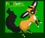 Kindlestar-Colored Leafeon by Nixhil