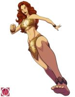 Giganta by AmericanNinjaX by Smiladon