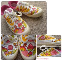 happy shoes of doom by shipuku