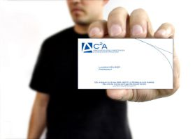 AC2A Visit card by Alphee