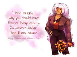 SU - You deserve better by Tanita-sama