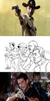 The Walking Dead Parody by parapo