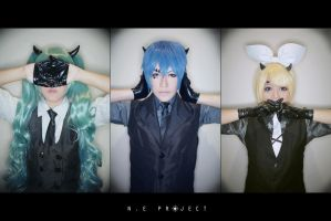 VOCALOID, Poker Face I by NEProject
