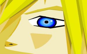 FFAC-cloud's eyes MS style by maddaluther