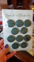 Loki Quotes Collection- Small 1 1/4 Button by lilly-peacecraft
