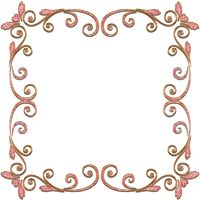 frame with swirls png by Melissa-tm