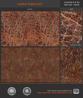 Leather Pattern 6.0 by Sed-rah-Stock