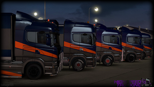 HighSpeed Trucking by Bxbugs