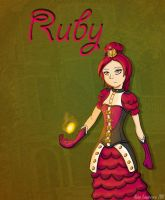 Victorian Ruby by NaterRang