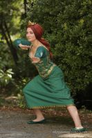 Princess Fiona Cosplay 8 by ASCosplay