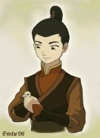 Zuko and the Duck by Frotu