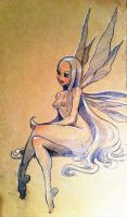 Paper Fairy by Pure-Lucid