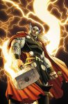 Thor Son of Odin by saganet