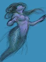 Mermaid by cortezismyman
