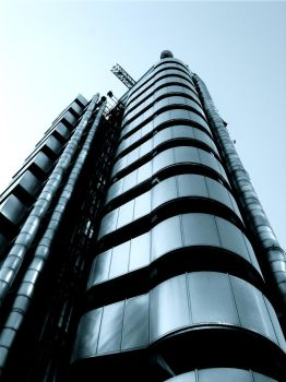 Lloyd's Building by TheBlueBolt