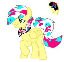 Mlp: Naughty Colt adoptable!offer your prize. by cottoncloudyfilly