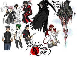 SD Reaper Academy by CrazyAsian1