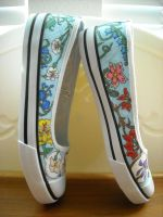 Customized - Floral by K-ayu