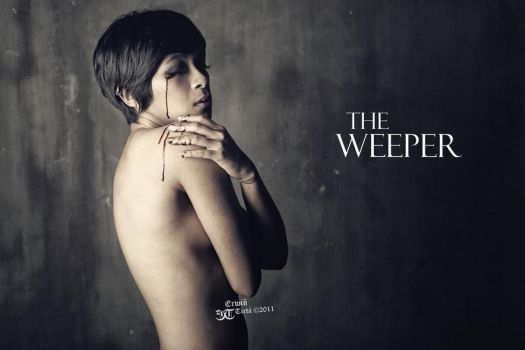 'The Weeper' by erwintirta