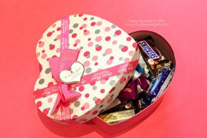 Chocolate box by M-E-S-H-O