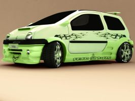 Renault Twingo Concept by paskoff