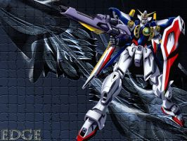 Wing Zero by knightedge